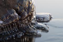 Ice covered (- David Olsson -) Tags: winter lake cold ice nature landscape nikon sweden outdoor january freezing cover covered fx 70200 vr vnern januari d800 hammar 70200mm vrmland 2016 skoghall 70200vr davidolsson mrudde