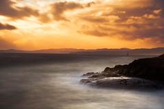 Dallas rd, Victoria BC 4 (eride1) Tags: ocean sunset canada beach water landscape bc seascapes victoria westcoast dallasrd seascpae