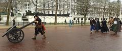 king,s army annual whitehall match 31 01 2016 (philipbisset275) Tags: king unitedkingdom themall centrallondon cityofwestminster englandgreatbritain englishcivilwarsociety sarmy kingcharlesl 31012016 commemrationoftheexecution