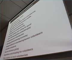 Emerging Innovations Panel (United Nations Volunteers (UNV) programme) Tags: corporate csr volunteerism