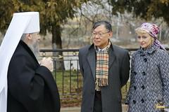 02. Japanese Ambassador's Visit to Svyatogorsk / Визит посла Японии в Святогорскую Лавру
