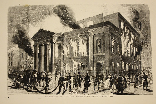 From the archives: The 1856 Covent Garden Fire