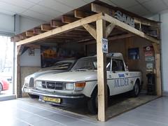 78-DP-16 SAAB 99L pick up bij SAAB Apeldoorn (willemalink) Tags: up pick saab bij apeldoorn 99l 78dp16