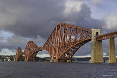 AN9A3320a1 (Mark Strain.) Tags: world bridge heritage john scotland site edinburgh symbol rail railway structure unesco forth network benjamin sir iconic fowler firth cantilever