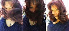 Day 6 of Year 7- So windy! (Pahz) Tags: selfportrait smile weather wisconsin hair triptych wind windy wah windblown wh 365days werehere sisfor hereios februarysalphabetfun2016