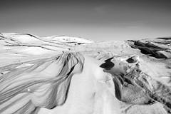 Snow (spwasilla) Tags: winter snow alaska landscape windblown