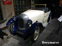 1929 Austin Seven Swallow (Rorymacve Part II) Tags: auto road bus heritage cars sports car truck automobile estate transport historic motor saloon compact roadster motorvehicle