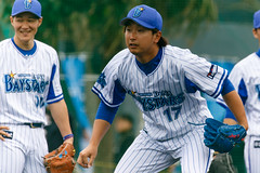 20160212-3517.jpg (midoguma) Tags: 横浜denaベイスターズ 宜野湾市立野球場 三嶋一輝