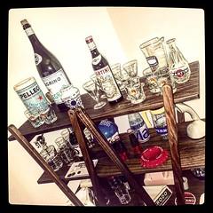 lapotenza #cassina #sanpellegrino #martini #martinirosso #pernod... (LA POTENZA) Tags: vintage design martini evian sanpellegrino campari pernod cassina camparisoda crodino ericofon martinirosso amaroramazzotti lapotenza uploaded:by=flickstagram instagram:venuename=lapotenza instagram:venue=271791979 amaroramazzottivintage instagram:photo=1195030171343386808246714861