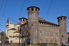 Torino: Palazzo Madama, piazza Castello (Citt metropolitana di Torino) Tags: torino monumento palazzomadama piazzacastello