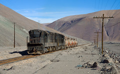 More than enough power (david_gubler) Tags: chile train railway llanta potrerillos ferronor