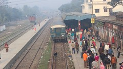 Jessore Railway Station (RiddhoRaju) Tags: morning travel friends buddy journey wintermorning jessore jessorerailwaystation jessorebangladesh jessorekhulnabangladesh jessorecity wwwriddhorajucom httpriddhorajucom