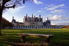Chateau Chambord II (KLammipic) Tags: light france castle de frankreich palace val chambord chateau loire schlos