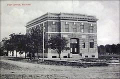 Selkirk - Post Office (vintage.winnipeg) Tags: canada history vintage historic manitoba selkirk ruralmanitoba
