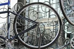 TIred (Read2me) Tags: art bike bicycle wheel metal museum circle mfa round gamewinner challengeyouwinner flickrchallengewinner challengegamewinner friendlychallengeswinner yourock1st agcgwinner cyunanimous superherowinner pregamewinner challengeclubwinner thechallengefactorytcfunanimous