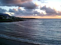 Newfoundland Sunset (duaneschermerhorn) Tags: ocean sea canada nature water newfoundland landscape outdoors rocks labrador