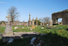 ballinasloe_155 (HomicidalSociopath) Tags: ireland cemetery architecture spring nikon crosses april ballinasloe d60