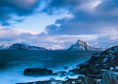 Moskenesoya (ihoskins57) Tags: winter sea beach norway fjord lofotenislands myrland nigelhoskinsphotography