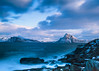 Moskenesoya (ihoskins57) Tags: winter sea beach norway fjord lofotenislands myrland ©nigelhoskinsphotography