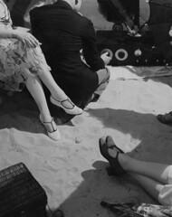 Beach Party, 1925 (Grandiloquences) Tags: 1920s beach sand shoes dress fashionphotography vogue dresses beaches chic flappers 20thcentury beachparty radios stylish newyorkers steichen womensshoes fashionable roaringtwenties womensfashions americanart americanstyle 1920sfashion manhattanites edwardsteichen beachscenes urbanites americanartists sophisticates fashionmagazines urbansophisticates picnicbaskets longislandbeaches fashionphotographers americanphotographers beachparties longislandshore americanfashionphotographers