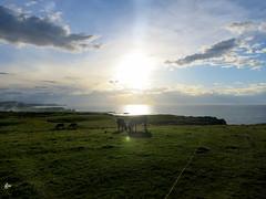 IMG_3213 (49Carmelo) Tags: sol mar cielo nubes ocaso airelibre prados marcantbrico