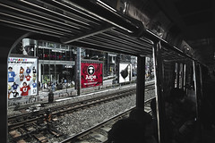 dp0q_160330_B (clavius_tma-1) Tags: window station train tokyo sigma rail jr  harajyuku quattro yamanoteline    dp0
