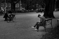 Resting (mbernholdt) Tags: street vacation lund sweden traveling photogaphy 500px streetphotogaphy