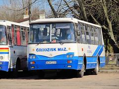 Autosan H9-21, PKS Grodzisk Mazowicki (transport131) Tags: bus autobus pks h9 mazowiecki pock grodzisk autosan h921