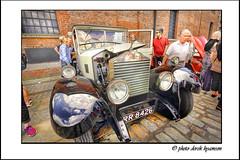 VINTAGE CARS (Derek Hyamson) Tags: liverpool candid rollsroyce hdr albertdock
