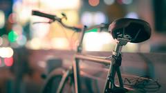 20160422_05_SIGMA 85mm F1.4 EX DG HSM Bokeh & depth of field (foxfoto_archives) Tags: ex field bicycle japan by night photoshop canon eos tokyo shinjuku bokeh mark f14 85mm sigma snap cc adobe ii  5d  developed depth  dg lightroom    hsm 20155