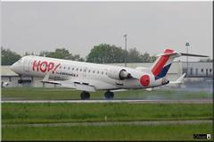 CRJ-701, HOP!, F-GRZF (OlivierBo35) Tags: hop rennes spotting crj rns