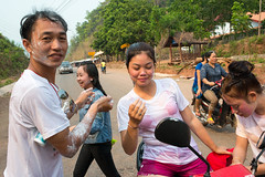 Water Festival in central Lao PDR. (Jeff Williams 03) Tags: water festival pi mai laos lao province pdr vientiane