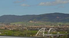 Puente de Abbs Ibn Firns (Emilio J. Rodrguez-Posada) Tags: viaje espaa clouds de puente carretera coche nubes cordoba nublado nube ibn 2016 firns abbs puentedeabbsibnfirns