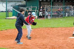 "Spiel gegen die Gröbenzell Bandits • <a style=""font-size:0.8em;"" href=""http://www.flickr.com/photos/105998814@N07/26102821550/"" target=""_blank"">View on Flickr</a>"