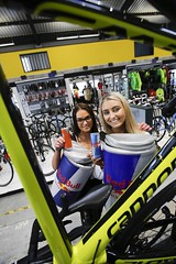 Red Bull (cycle.superstore) Tags: party look bike bicycle shop giant cycling store celebration cycle cube opening lapierre cannondale garmin superstore retial