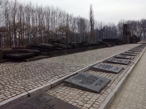 """Auschwitz-Birkenau <a style=""""margin-left:10px; font-size:0.8em;"""" href=""""http://www.flickr.com/photos/141744890@N04/26234181262/"""" target=""""_blank"""">@flickr</a>"""