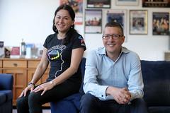 Tania de Jong & Rodd Cunico