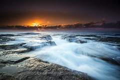 Turimetta Sunrise (davywg) Tags: beach sunrise canon sydney northern hitech cpl narrabeen haida gnd hardedge 60d canon60d turimetta lucroit haidand18 haida64x haidalittlestopper haida6stopper