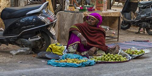 Streetfood in Pushkar