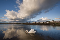 Head in the Clouds (Ian McClure) Tags: clouds scotland pentax ayr ayrshire sawn