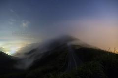 102 Road, Taiwan _IMG_6618 (Len) Tags: mist fog clouds landscape nightscape taiwan     6d    jinguashi jiufen blackcard  jioufen   ruifang 102   steamfog ef1635mmf28liiusm  1635lii  advectionfog  102   mtkeelung   newtaipeicity     suijinjiu