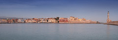 Old Vetetian Harbour of Chania, Crete (emmgchou) Tags: