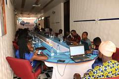 IMG_0092 (Seigla) Tags: bnin lection prsidentielle tweetup bninvote