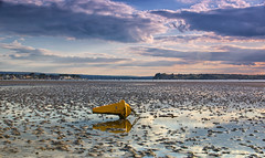 Low tide (Greatdog) Tags: landscape dorset poole pooleharbour cloudsstormssunsetssunrises
