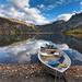 Boat at Silver Lake