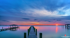 Florida Life: Docking Stations (Thncher Photography) Tags: longexposure sunset sky nature clouds reflections landscape outdoors florida piers sony scenic stuart fullframe fx intracoastal waterscape indianriver boatdocks hutchinsonisland palmcity southeastflorida zeissfe1635mmf4zaoss a7r2 ilce7rm2 sonya7r2