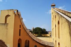 World's Biggest Sundial (cn174) Tags: pink india sundial observatory jaipur rajasthan equinox jantarmantar pinkcity samratyantra jaiprakashyantra maharajajaisinghii