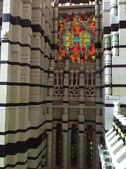 rose window (lord_tarris) Tags: architecture lego cathedral gothic kathedrale rosette gotik muntabur