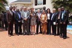 United Nations Security Council visit to the Kigali Genocide Memorial (Kigali Genocide Memorial - Urwibutso) Tags: kigali rwanda genocide samanthapower kigaligenocidememorial rwandagenocide unsc genprev kwibuka genocideagainstthetutsi gisozimemorial urwibutso