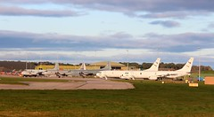 Early morning Lossiemouth (calzer) Tags: morning canon eos exercise f16 aurora orion april warrior poseidon joint moray p3 lossiemouth p8 cp140